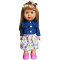 7L New Walking Doll Pink